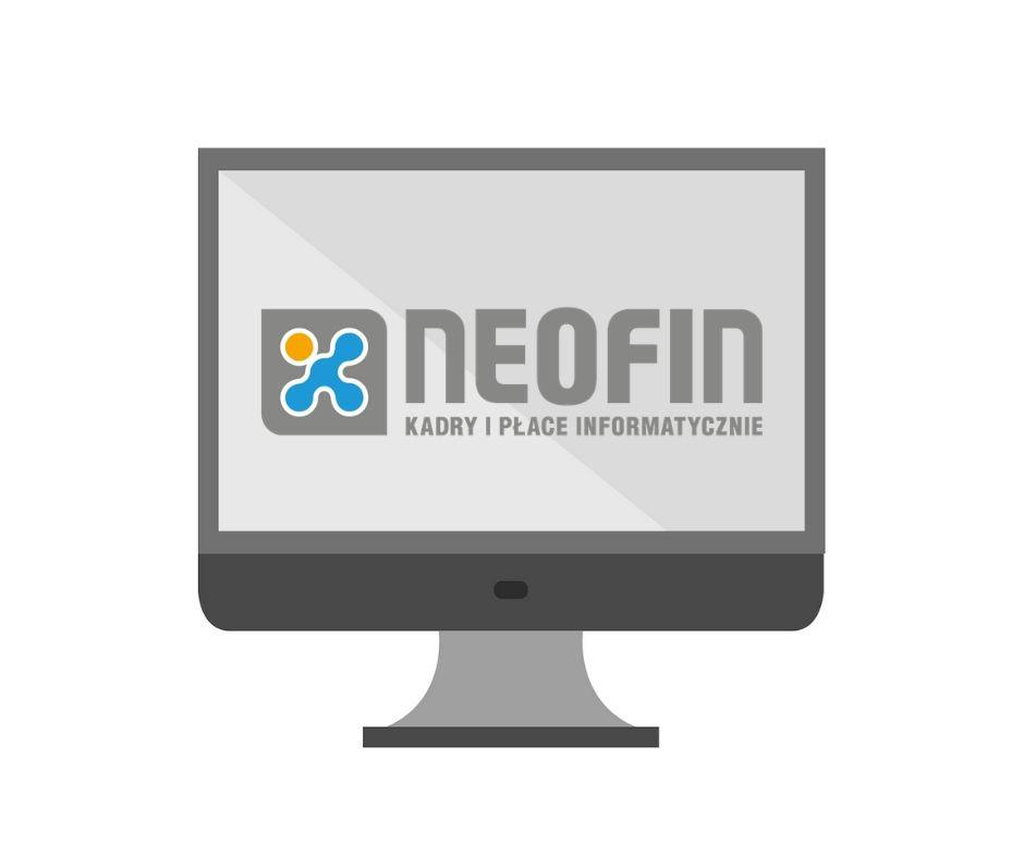 Logo Neofin kadry i płace
